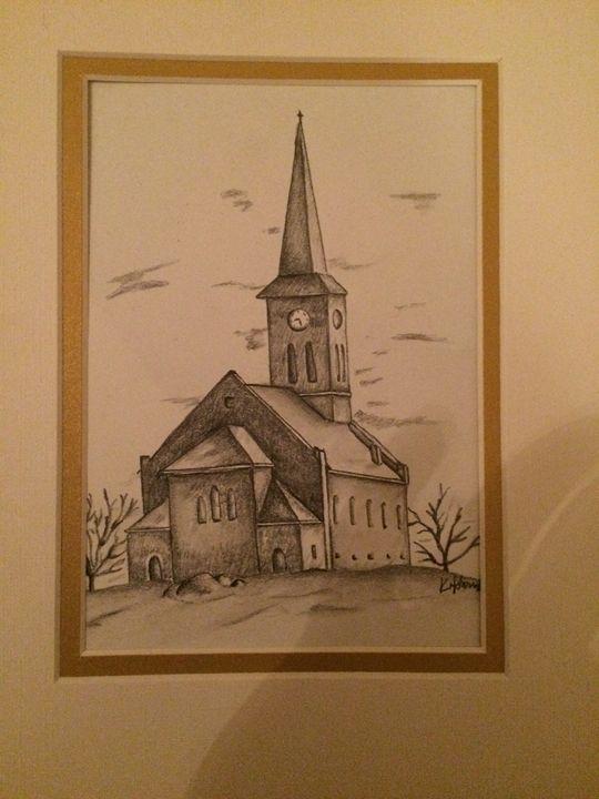 Church - Kat's Art