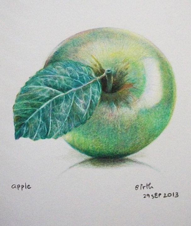 green apple - Studio B.