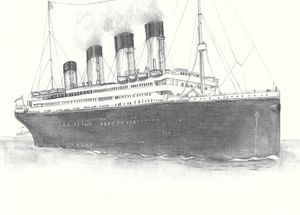 RMS Titanic - Maiden Voyage
