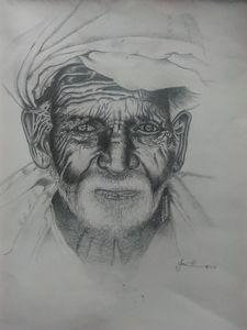 Oldman art