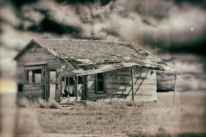 Dust Cloud - Ron Pierce Photography
