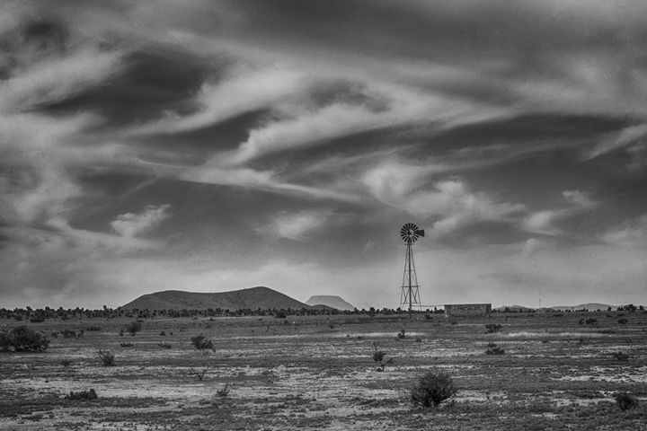 South Bound For Mexico - Ron Pierce Photography