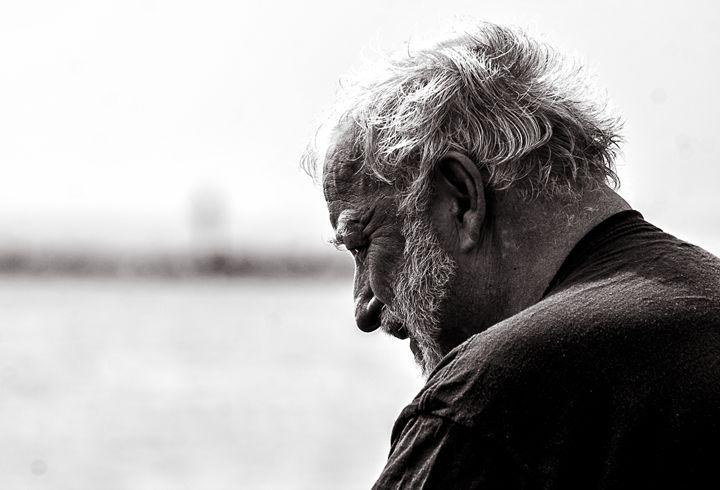 Old Man - Ron Pierce Photography
