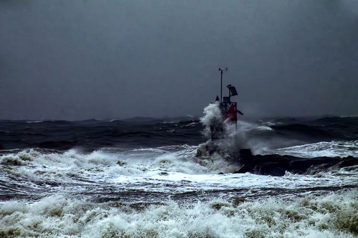 Storm Warning - Ron Pierce Photography