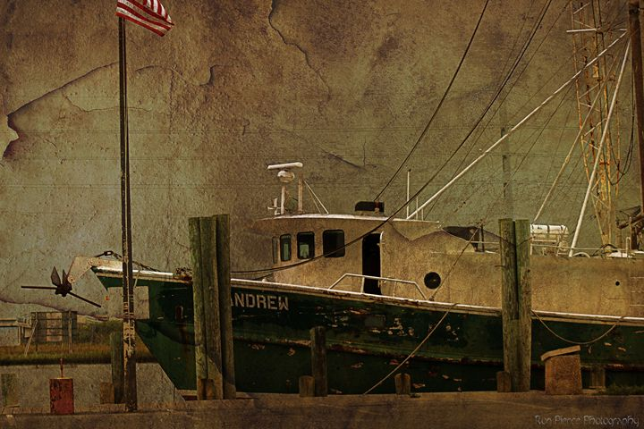 Dockside - Ron Pierce Photography