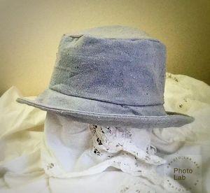 "Boho ""Harper"" Style Hat light grey"