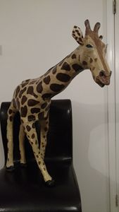 Giraffe - The WOAG
