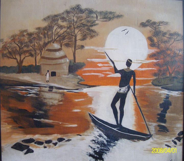 The Lake - The WOAG