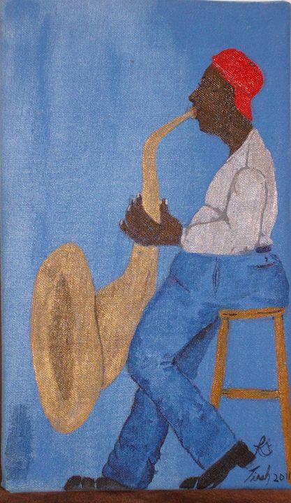 The Blues - The WOAG