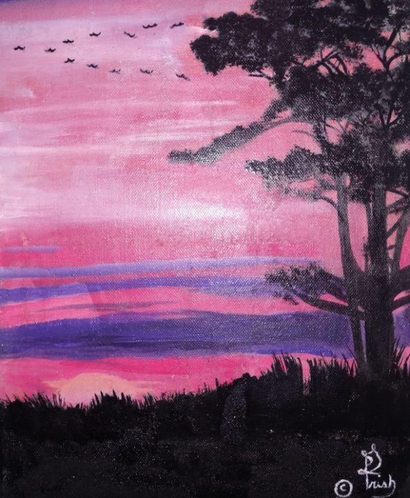 Sun set - The WOAG