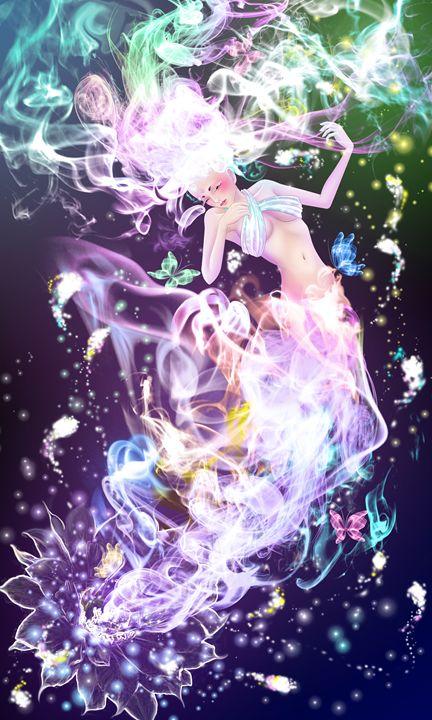 Epiphyllum Fairy - YUN LIN