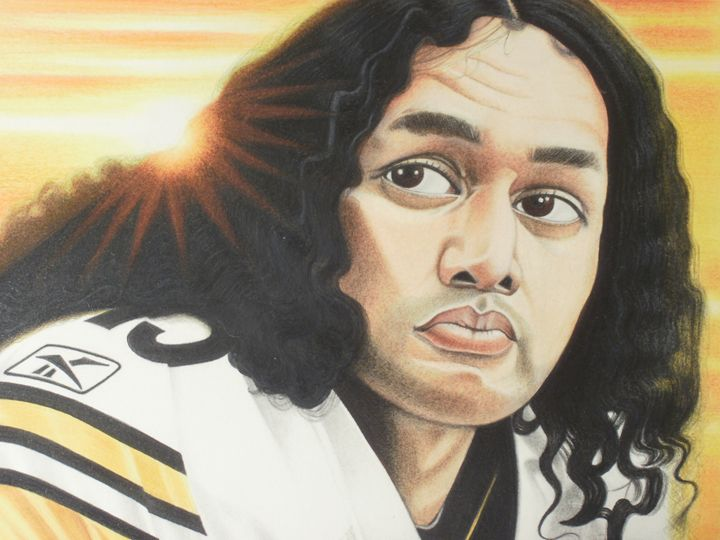 Troy Polamalu - Joey V