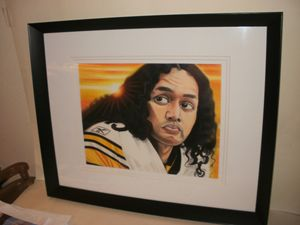 Polamalu, Living Legend