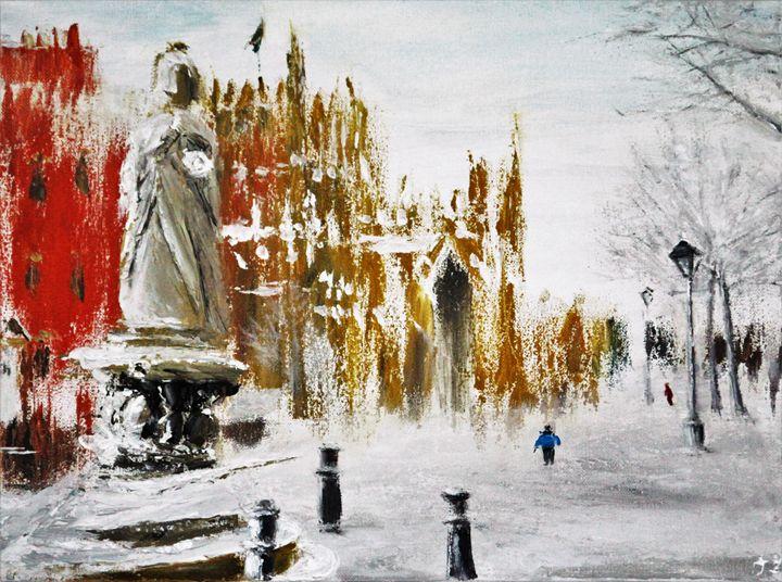 College White - Bristol Impressionist JZ