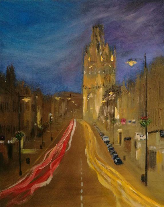 Park Street - Bristol Impressionist JZ