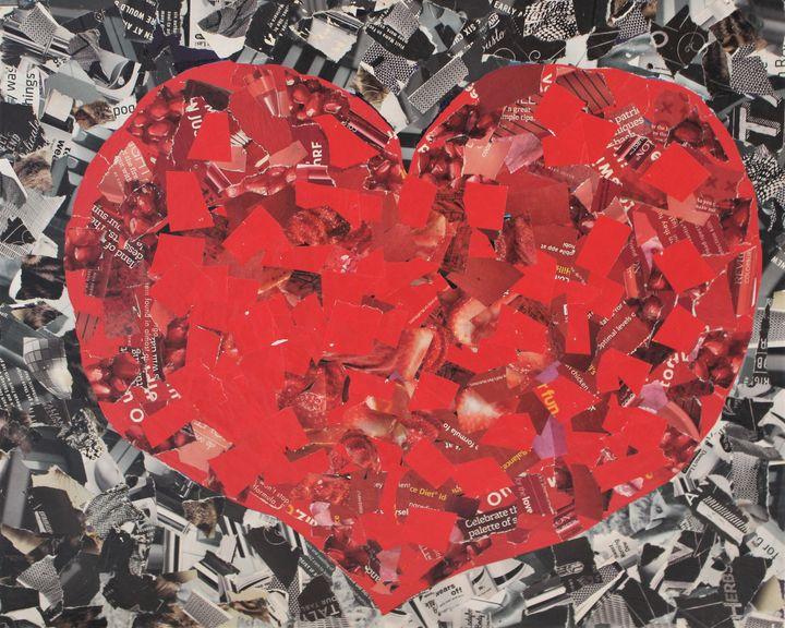 Hearts Desire - Jenn V Art