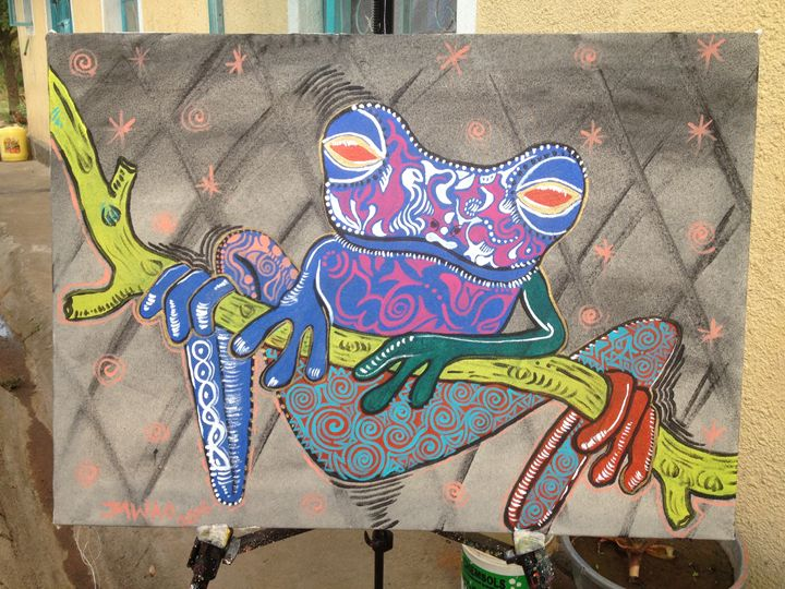 Abstract Amphibian - Mwaos Kenyan Abstracts