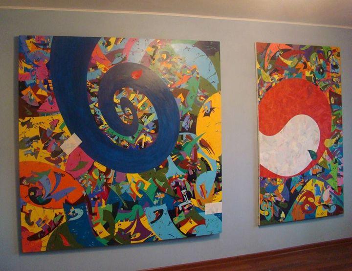 Art Gallery - Holotropic Art by Edi APOSTU