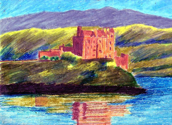 The Riverside Fort - Barnas creation