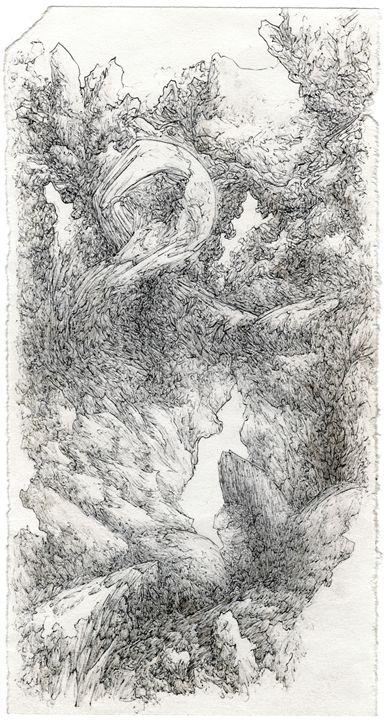 Intension - Phil Baril's Art