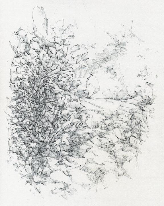 Horizon - Phil Baril's Art