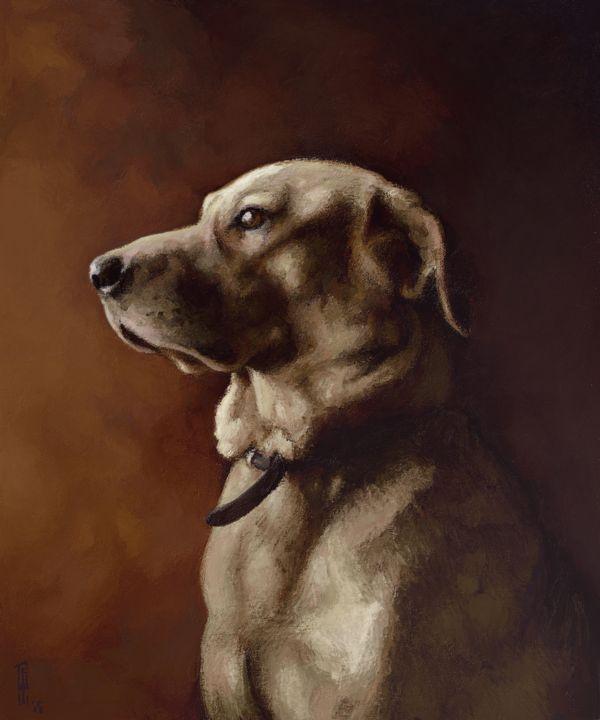 Fiona - Phil Baril's Art