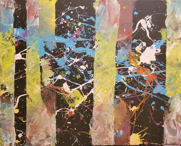 Splatter Art - Macasso
