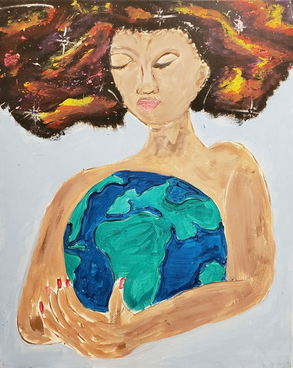 Mother Earth - Macasso