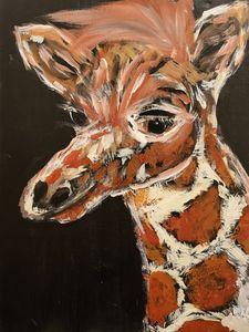 Gentile Giraffe