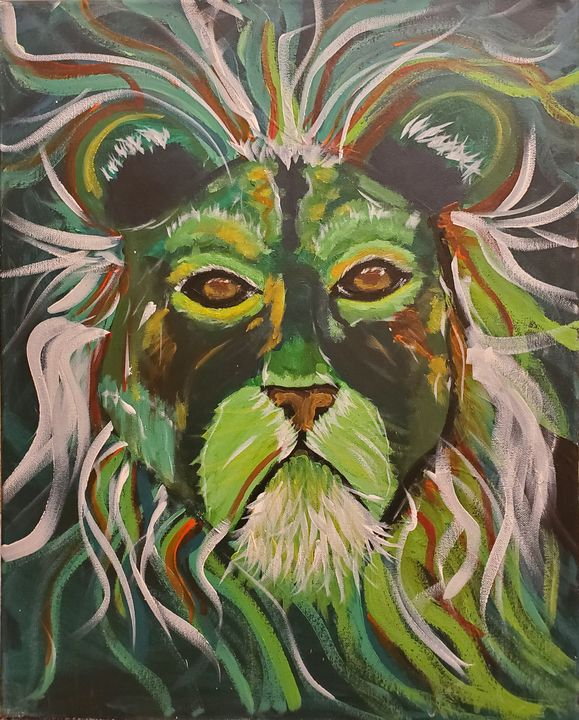 King of the Jungle - Macasso