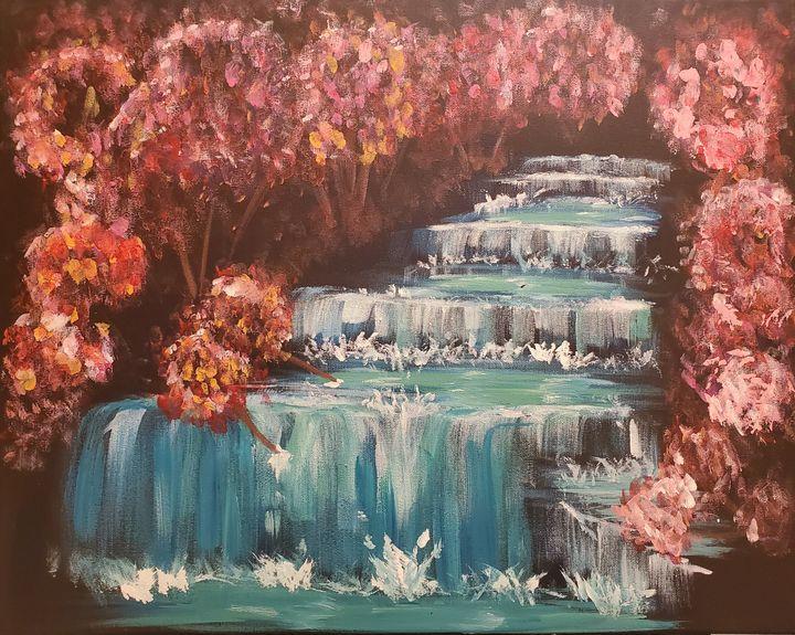 Blossoms - Macasso