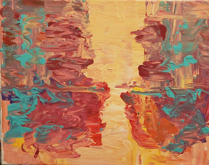 Mirror - Macasso