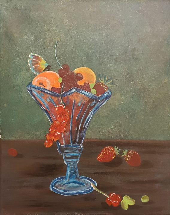 Fruit cocktail - Macasso