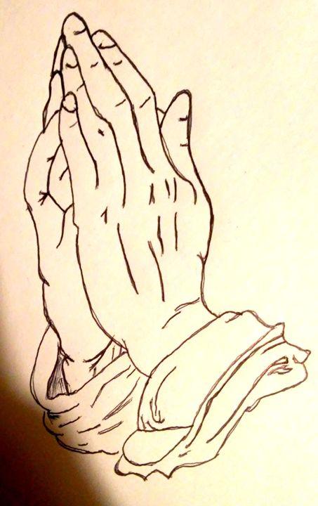 Praying Hands - Stoner Creations