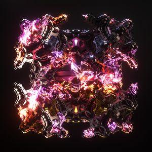 Burning Fractal 3