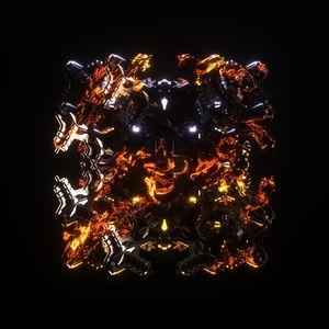 Burning Fractal 5