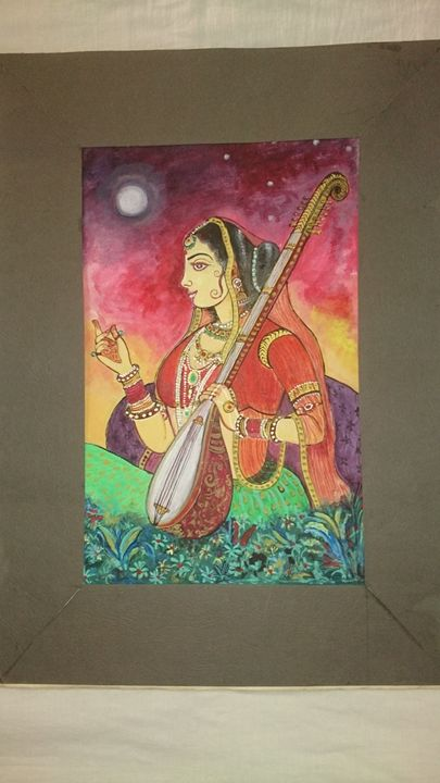 Meera - Dhivya Art Studio