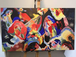 Wassily Kandinsky revisited I