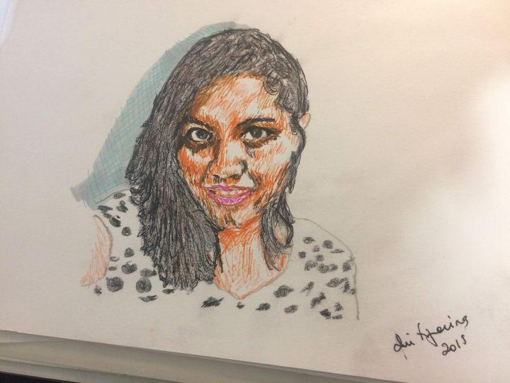 Sketching VI - Rui Figueira