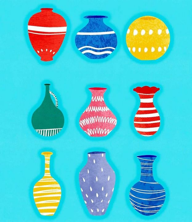 Collection of Jugs - CerysEllustration