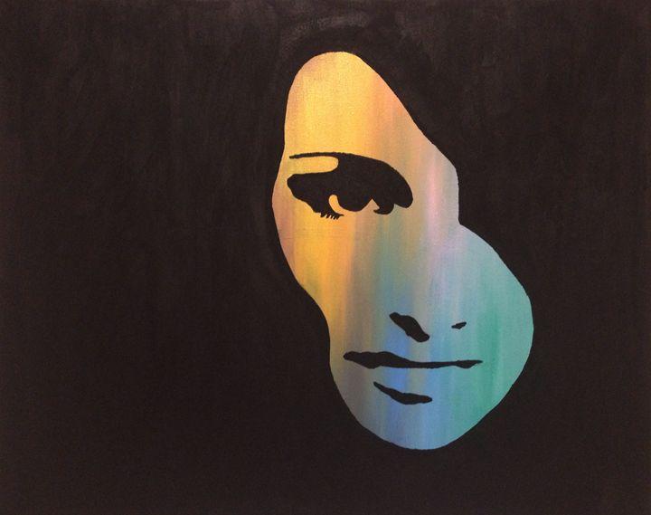Shadow of a Woman - Mackenzie Brown