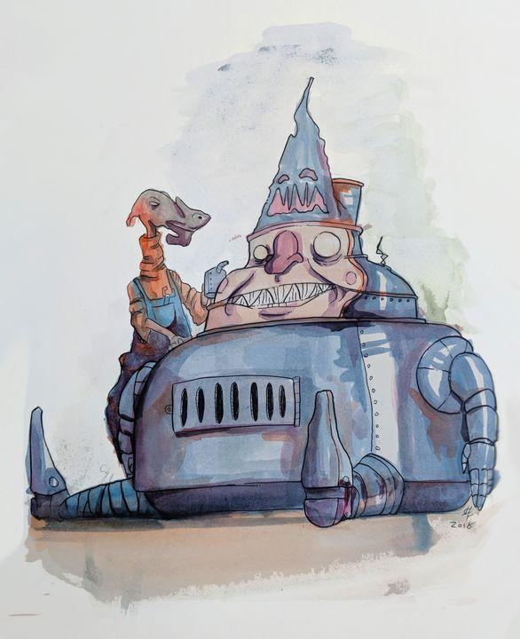 The Tinman - Collin (2MuchChagrin)