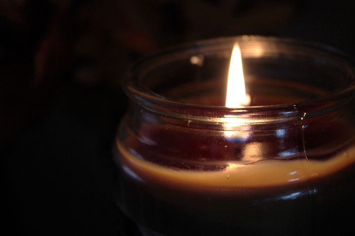 Bathed in Candlelight - Alyssa's Gallery