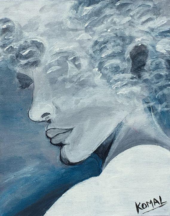 Reflection - Paintings by Komal