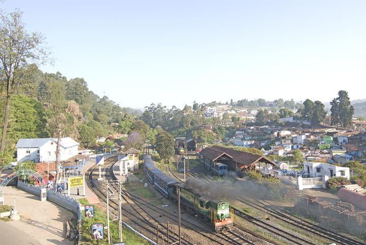 Coonoor in Nilgiris - Bhaswaran