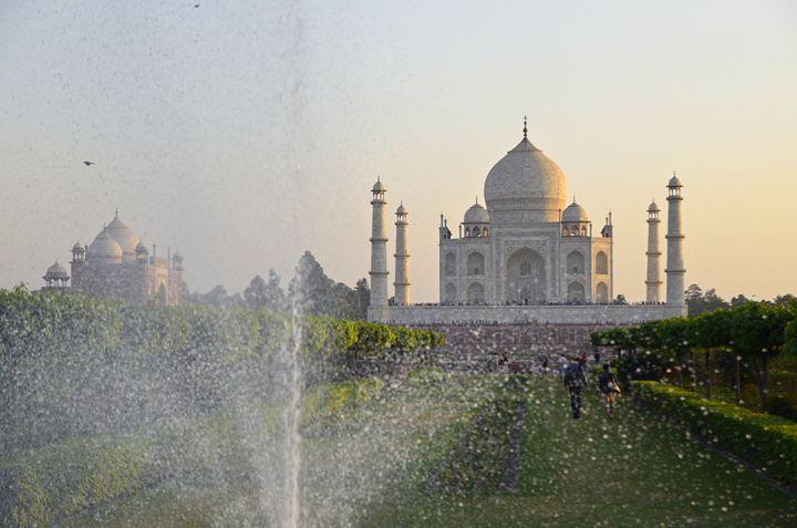 Taj Mahal - Bhaswaran