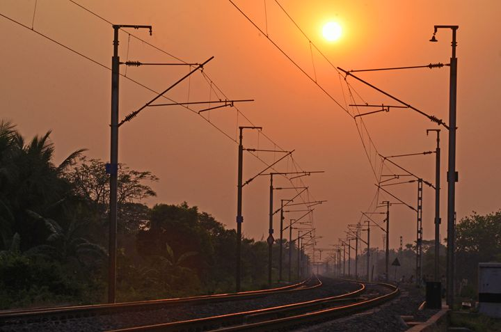 Indian Railways - Bhaswaran