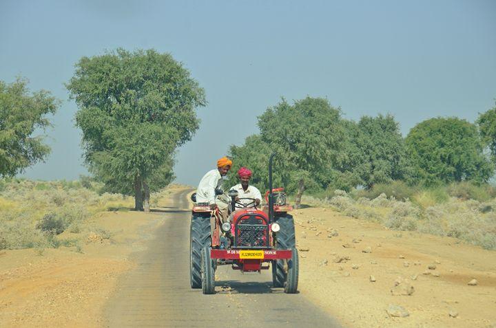 Farmer INDIA - Bhaswaran