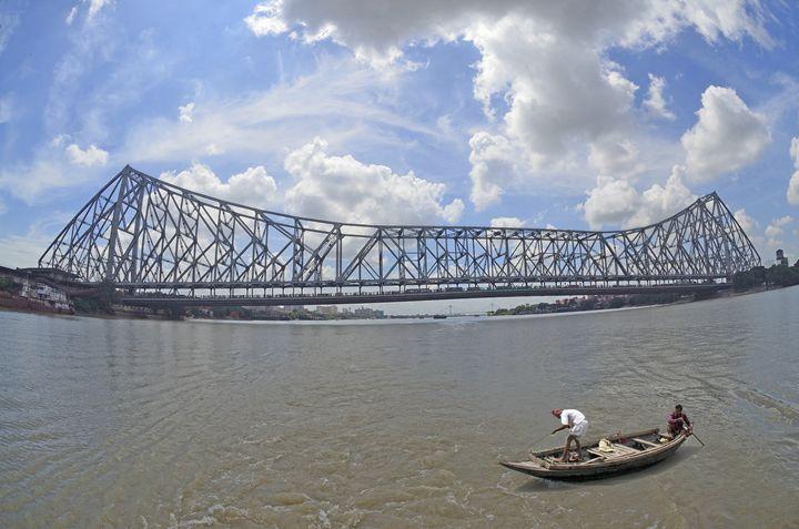 Howrah Bridge - Bhaswaran