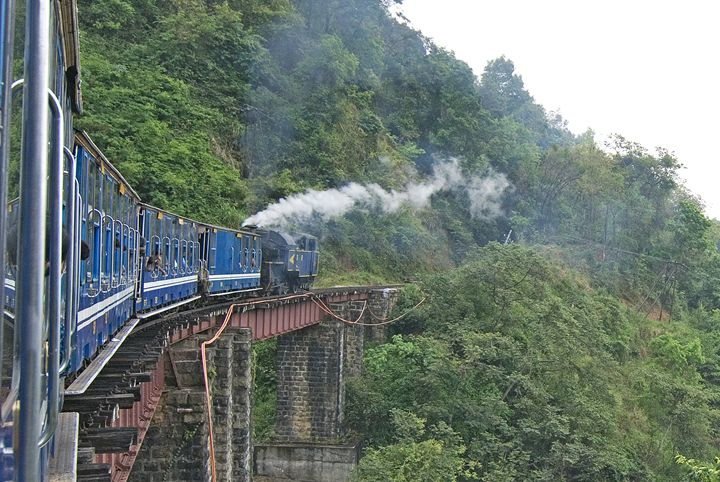 Nilgiri Mountain Railway - Bhaswaran